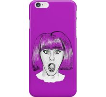 seduction is my game iPhone Case/Skin
