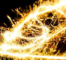 sparkler by rachaelrocks