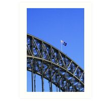 Harbour Bridge Art Print
