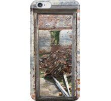 Dilapidated Building iPhone Case/Skin