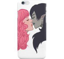royal kisses iPhone Case/Skin