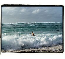 North Shore Hawaii Photographic Print