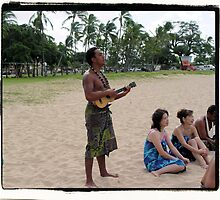 Ukelele by Photoflirt
