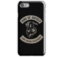 Sons of Anfield - Long Beach California iPhone Case/Skin