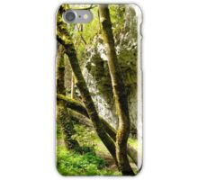 Cheedale in the Peak District iPhone Case/Skin