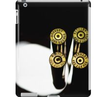 Bullet Casings  iPad Case/Skin