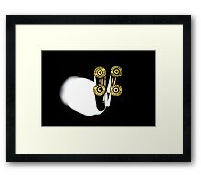 Bullet Casings  Framed Print