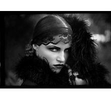 Muse.....Film Noir Photographic Print