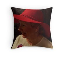 Lovely Lady 30 Throw Pillow