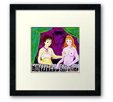 breast sisters Framed Print