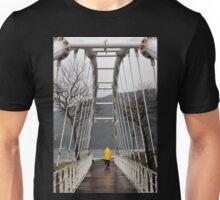 The yellow coat Unisex T-Shirt