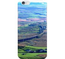 A View Over Ribblehead iPhone Case/Skin