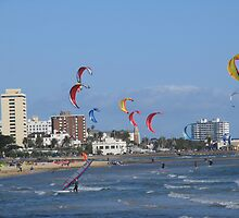 SURF'S UP FOR KITE SURFIN by TimoFyjames