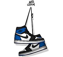 FRAGMENT DESIGN X AIR JORDAN 1 RETRO HIGH OG Photographic Print