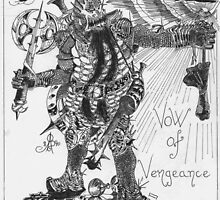 """Vow of Vengeance"" - Thrain - Thror's son by Treborus"