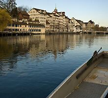 Zurich morning by Melissa Gidney