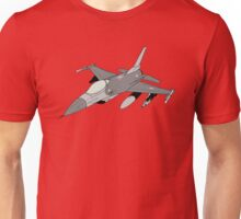 "F-16 ""Fighting Falcon"" Viper Unisex T-Shirt"