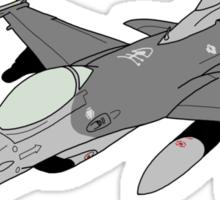 """F-16 """"Fighting Falcon"""" Viper Sticker"""
