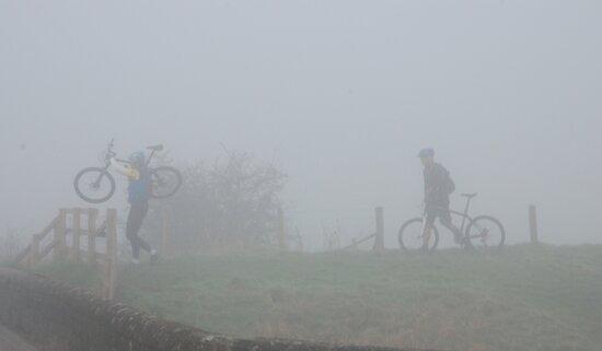 Riders in the fog 2 by wesleyj1954