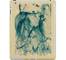Splash Of Ink iPad Case/Skin