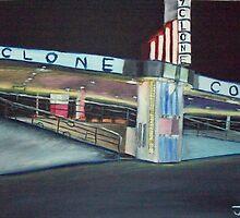 Roller Coaster by Joshua  Randall