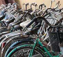 Bike Anyone? by Inishiata