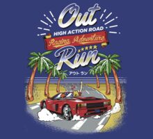 Racing Adventure  T-Shirt
