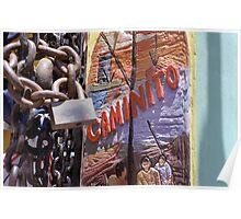 Caminito, La Boca Poster