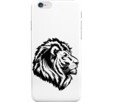 King of the Pride BLK iPhone Case/Skin
