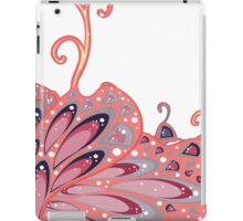Abstract Fantasy Butterfly 3 iPad Case/Skin
