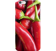 Red Chilli iPhone Case/Skin