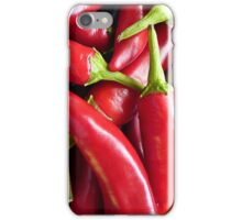 Red Chilli iPhone Case/Skin