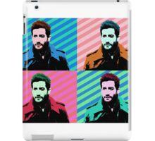 Jake Gyllenhaal Pop Art iPad Case/Skin