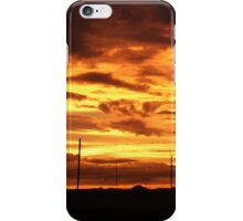 Such an awesome sunset! iPhone Case/Skin