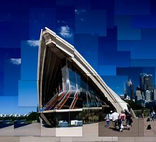 Guillaume at Bennelong by thescatteredimage