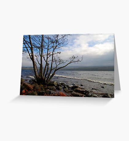 Loch Ness, Scotland Greeting Card