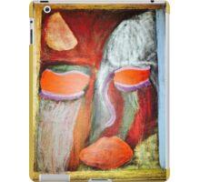 Voodoo mask iPad Case/Skin