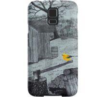Yellow Warbler Samsung Galaxy Case/Skin