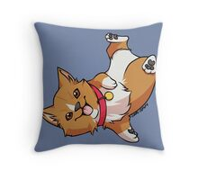 Ein - Cowboy Bebop Throw Pillow