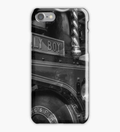 Billy Boy (B&W) iPhone Case/Skin