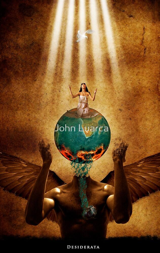 Desiderata by John Luarca