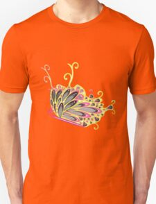 Abstract Fantasy Butterfly 9 T-Shirt