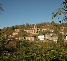 Ironbridge Village by bubblebat