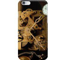 The Time Machine iPhone Case/Skin