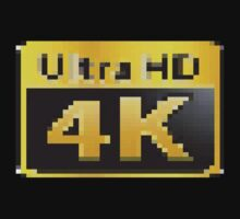 4K Ultra HD by entastictreeman