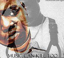 tupac & biggie smalls by KVP karma view photography