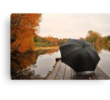 Autumnal Snap Canvas Print