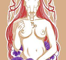 Zodiac - Capricorn by hoshi-kou