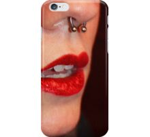 A purty mouth iPhone Case/Skin