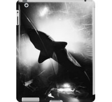 Shark Silhouette iPad Case/Skin